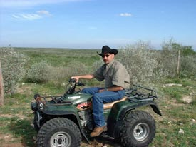 Riding My South Texas Ranch