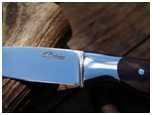 Photo: Custom knife by Cabrera Custom Knives