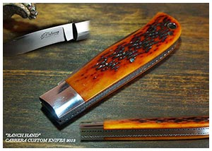 Ranch Hand Folding Knife