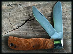 Vaquero Folding Knife