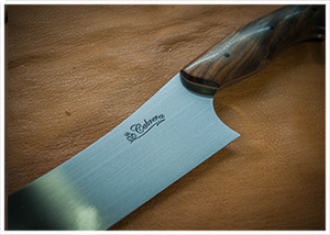 Custom Made Chef's Knife - View 4
