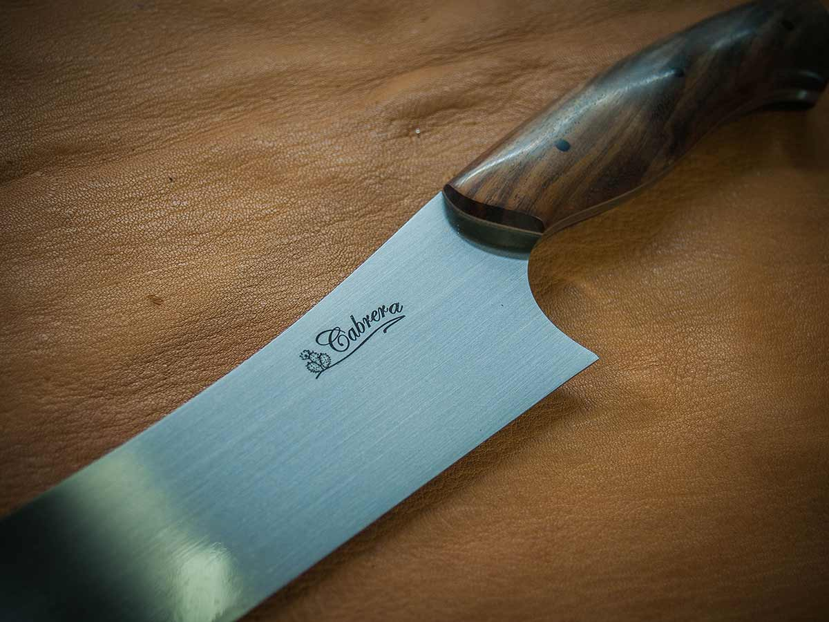 Custom Kitchen Cutlery / Knives - Cabrera Custom Knives