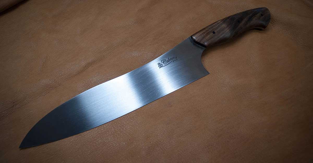 custom kitchen knives custom kitchen cutlery knives cabrera custom knives 8642